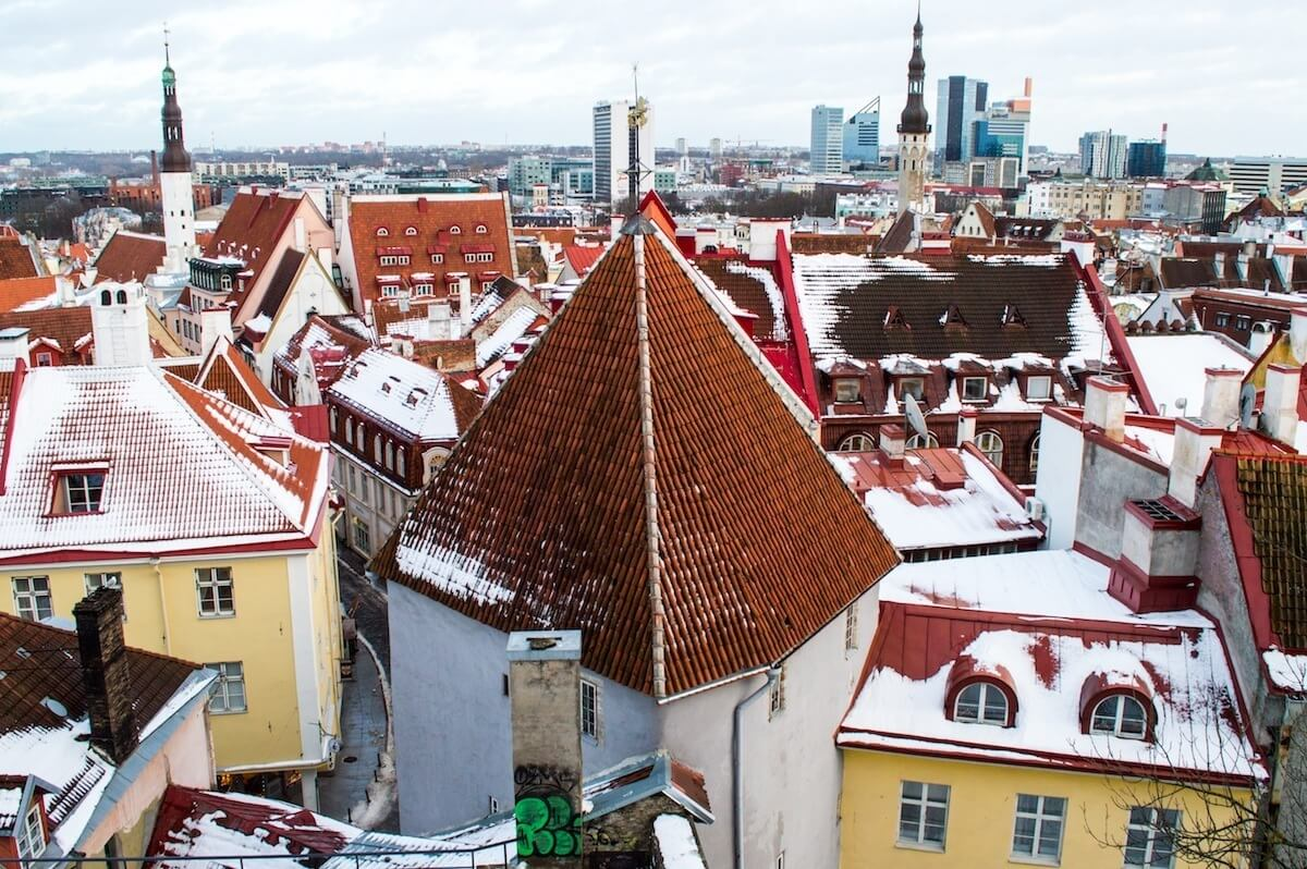 7 European Cities To Visit In Winter